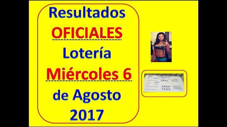 Resultados Sorteo Miercoles 6 de Septiembre 2017 Loteria Nacional Panama : Loteria 6 Septiembre 2017