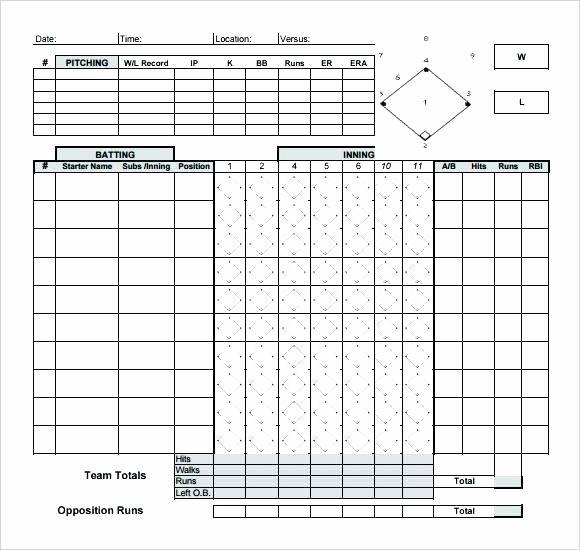 Soccer Stats Spreadsheet Template Awesome Soccer Stats Sheet In 2020 Baseball Scores Volleyball Score Sheet Baseball Scoreboard