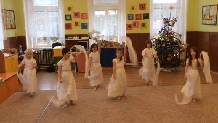 Tanec sněhových vloček