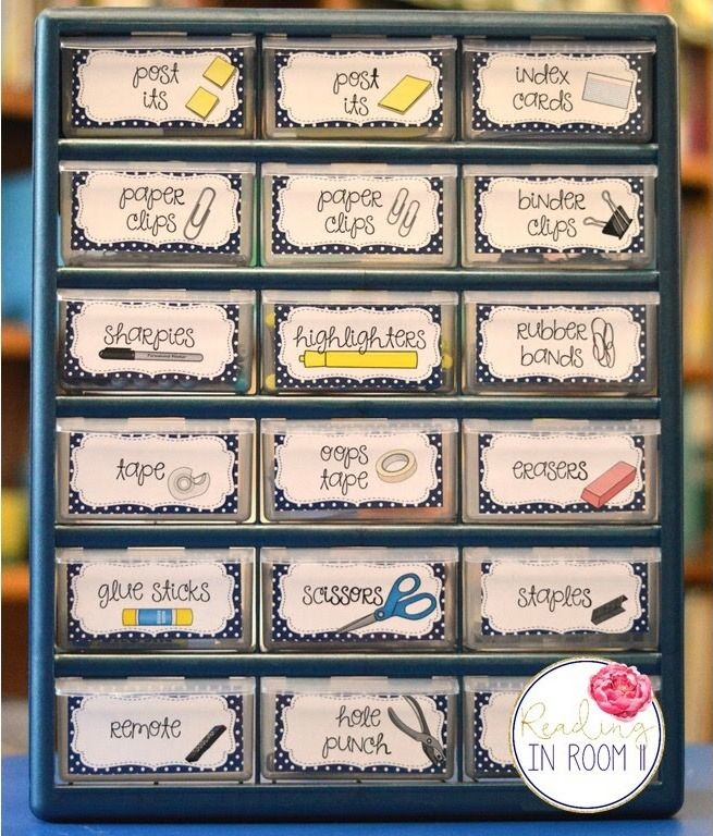 """No classroom is complete without a Teacher Toolbox!! Organize your supplies with these 2""""x4"""" labels. There is a choice of 30 labels listed below in addition to an editable sheet! No toolkit? No problem! These can also be used to supply bin labels!"""
