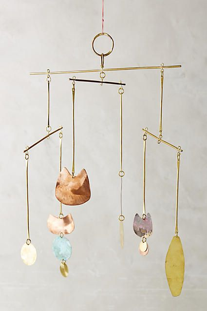 Copper Hanging Art - anthropologie.com