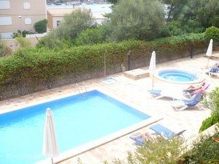 Pool Area @ Puerto Andratx Apartment Mallorca