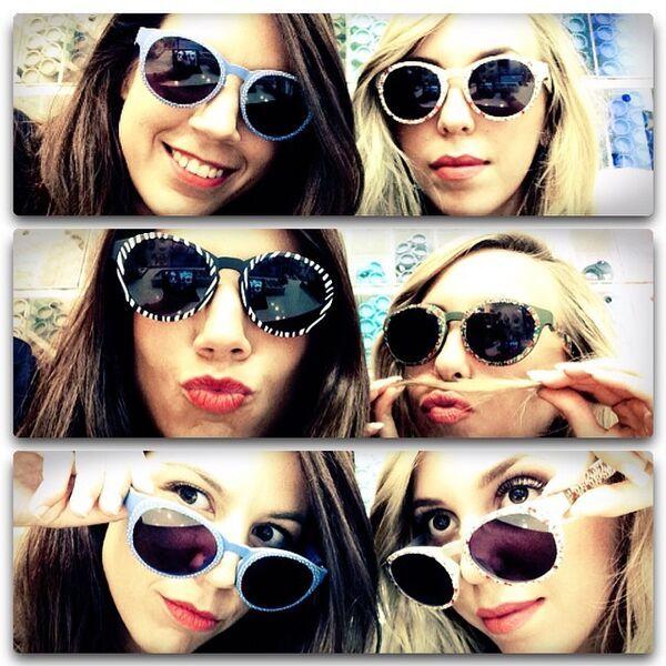 girls glasses.