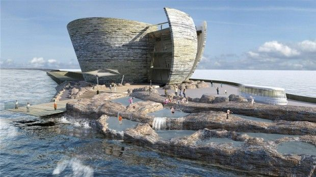 How a Manmade Tidal Lagoon Could Change the Future of Clean Energy The planned Swansea Bay Tidal Lagoon in the U.K. is poised to become one of the most innovative power plants ever constructed.