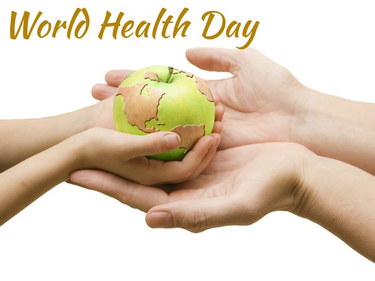 Early to bed and early to rise makes a man healthy, wealthy and wise. This World Health Day let's promise to stay happy and stay healthy always. #WorldHealthDay