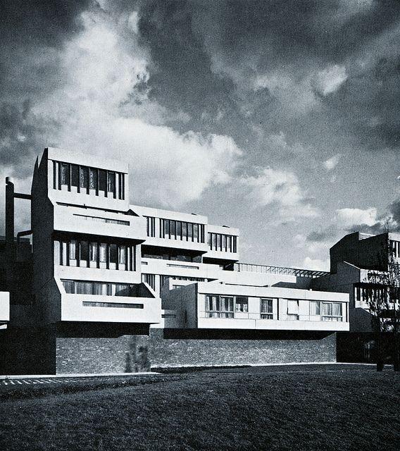 Thamesmead 1967