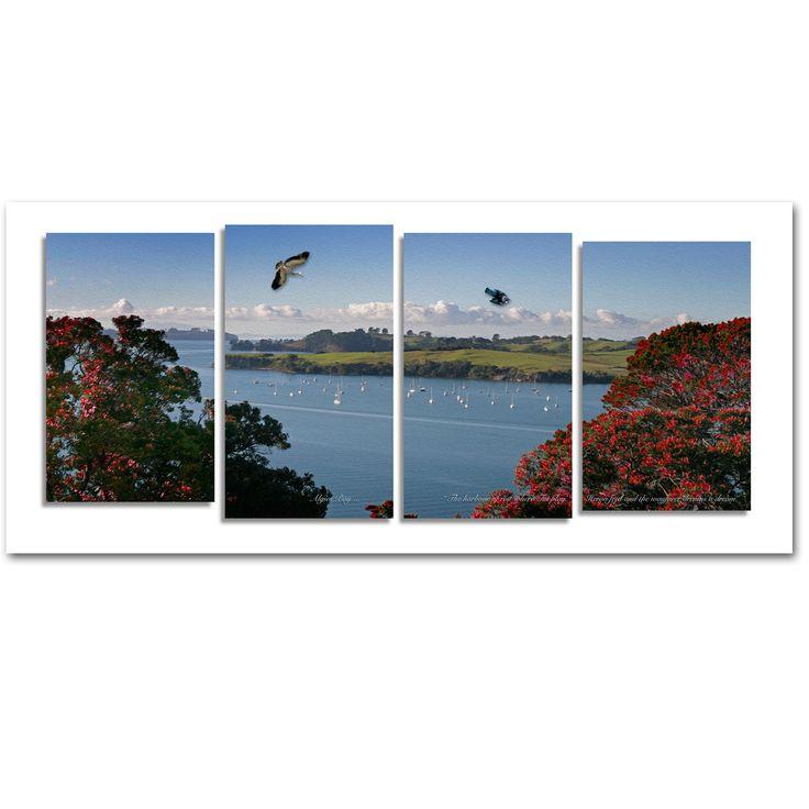 ALGIES BAY GLORY 1 - Matakana Coast New Zealand - Ian Anderson Fine Art http://ianandersonfineart.com/