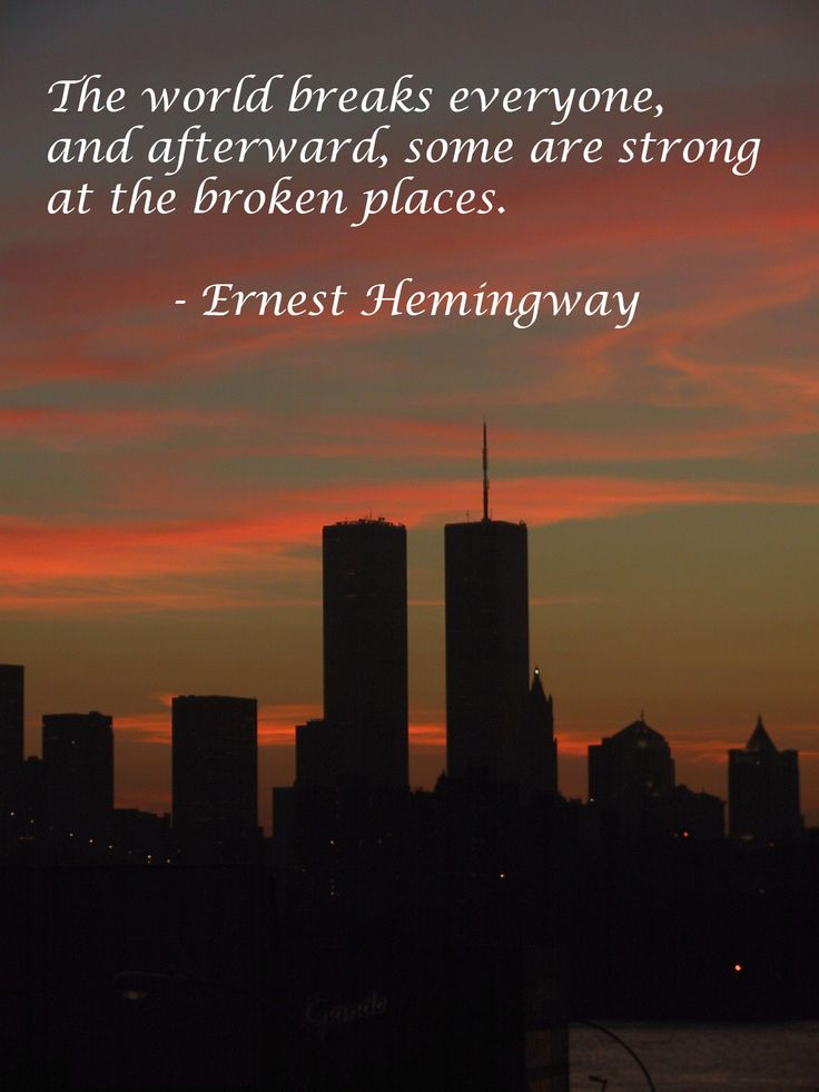 9 11 Inspirational Quotes