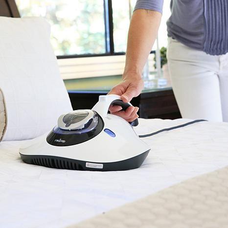 RAYCOP LITE Handheld UV HEPA Allergen Sanitizing Vacuum