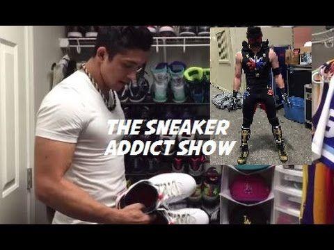 TNA Impact Superstar Wrestler TJ MANIK Perkins Talks Sneakers With Dj Delz