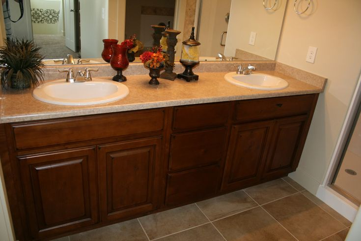 bathroom vanity cabinets | Wholesale Bathroom Vanity Cabinets | Knotty Alder Cabinets