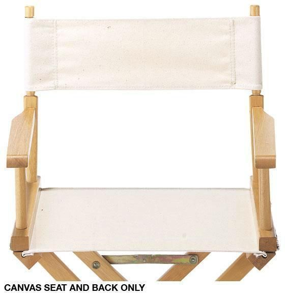 Home Decorators Collection Replacement Canvas Seat And Back For Directors  Chair