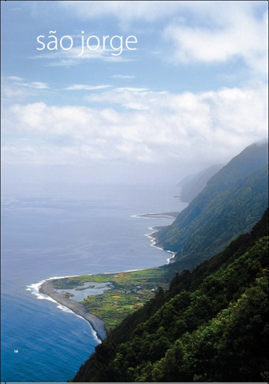 Azores Sao Jorge island - (Excellent local gastronomy)