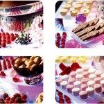 fontana di cioccolato nozze 3