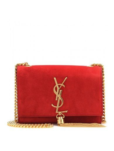 http://sellektor.com/all/mytheresa/strona-31 Classic Monogram Suede Shoulder Bag