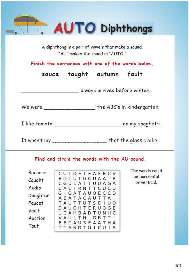 Printable Worksheets phonics worksheets phase 5 : 53 best diphthongs images on Pinterest | Word study, Word games ...