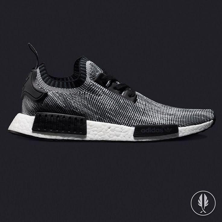 Adidas NMD R1 Wool Black imSold