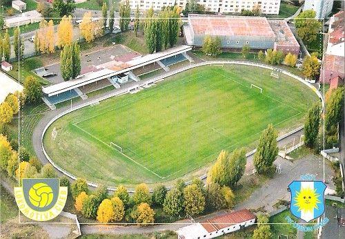Stadion Lokomotiva Cheb