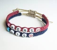 Couples Bracelet! Cute.