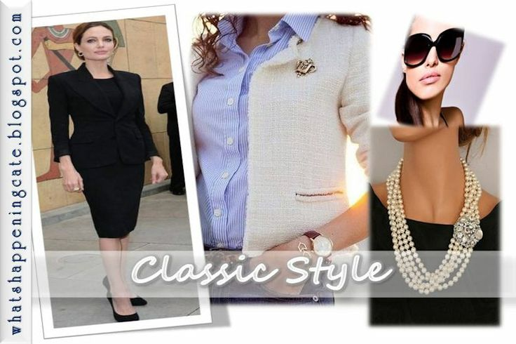 #ClassicStyle 3 Punto: Il Proprio #Stile. Lasciamoci #ispirare Guarda il Blog di #WhatsHappeningCate? posto dietro questo pin perché lì troverai molti più esempi!  Step 3: The Own #Style. Let us #inspire  Watch the blog of What's Happening, Cate? behind this pin, because there are more examples! #WHCate