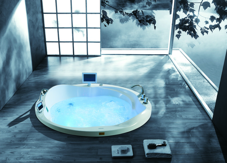 9 best Massage Bathtub images on Pinterest | Bathtubs, Soaking tubs ...