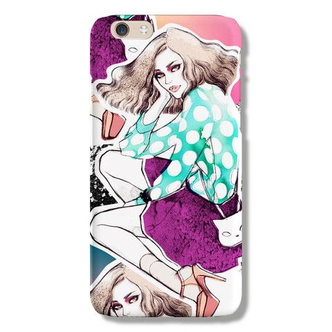 Our Youth is Running Out iPhone 6 case from The Dairy www.thedairy.com #TheDairy #PhoneCase #iPhone6 #iPhone6case