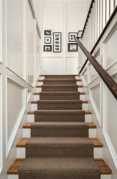 Basement Stairwell Decor Ideas