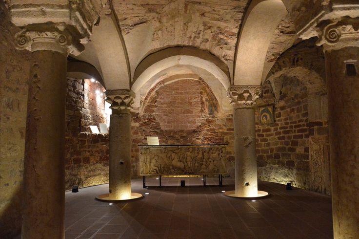 Cattedrale, Museo Diocesano e Cripta di S. Rufino (Assisi, PG)