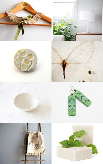 Whispers of summer by Claudelle Girard on Etsy--Pinned with TreasuryPin.com