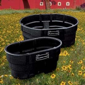 Bins Totes Amp Containers Tanks Stock Tanks Rubbermaid
