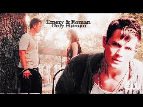 ▶ Roman & Emery I Only Human - YouTube