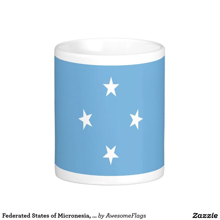 Federated States of Micronesia, flag