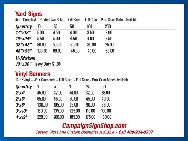 Best Political Yard Signs Ideas On Pinterest Transformers - Custom vinyl stickers for walls   for your political campaign
