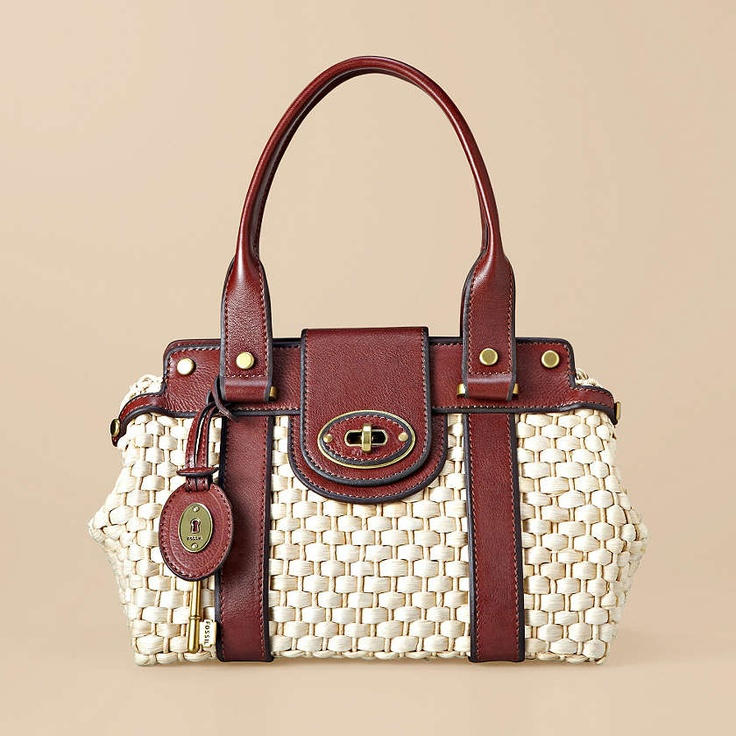 Fossil Vintage Re-Issue Satchel