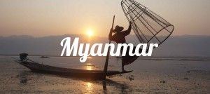 Etiquette Myanmar