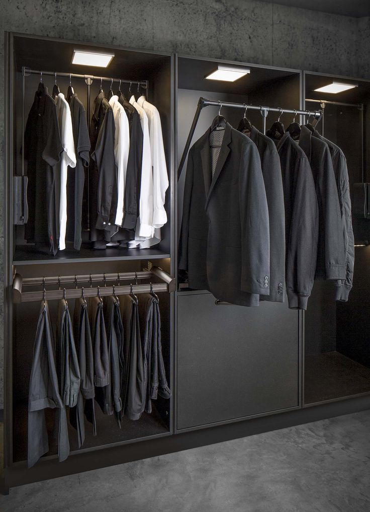 Walking Closet Ideas