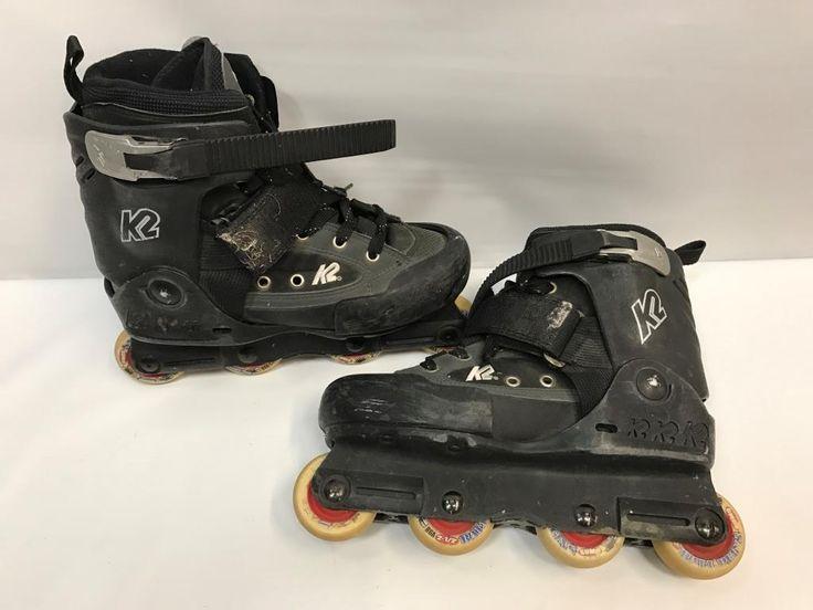 K2 Fatty Aggressive Inline Skates US 7 EU 39.5 Park Street