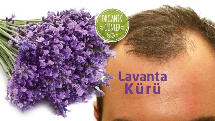 Mis Kokulu Lavanta ile Saç Dökülmesi Kürü