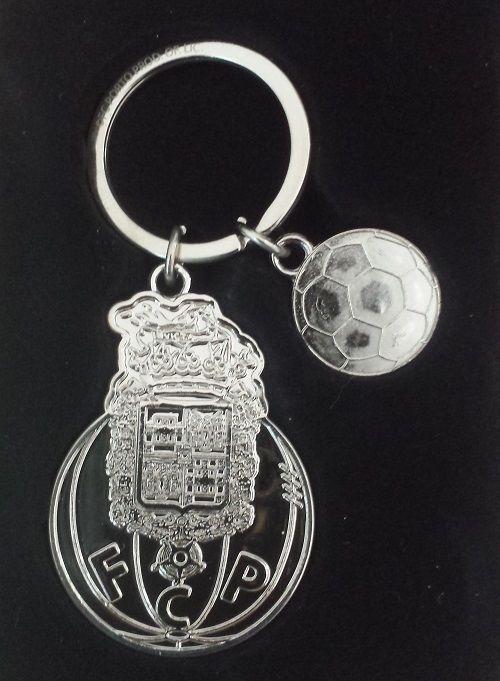 F.C. PORTO Official Licensed Logo Symbol & Ball Keyring Key Ring Chain | eBay