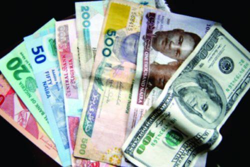 Blaquey blog : Naira gains further as inter-bank rate hits 29.5%