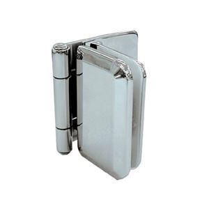 Sugatsune XL-GH03-48-0CR Inset Glass Door Hinge