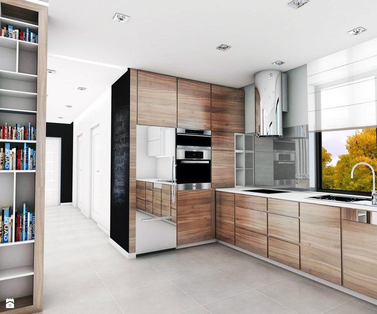 Kuchnia styl Nowoczesny - zdjęcie od Futurum Architecture - Kuchnia - Styl Nowoczesny - Futurum Architecture