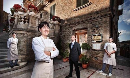 Emanuela Tommolini | Culinaria Il gusto dell'Identità  #culinaria14 #unfioreincucina www.culinaria.it