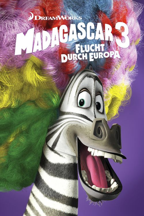 Madagascar 3: Europe's Most Wanted Full Movie Online 2012