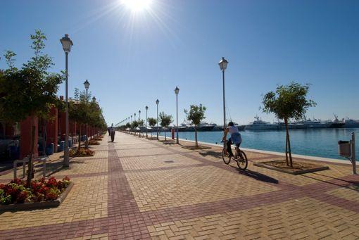 Flisvos Marine. Source:© Athens Tourism and Economic Development Company (ATEDCo)