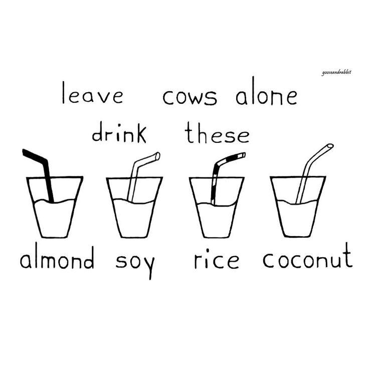 Резултат слика за bloody milk go vegan