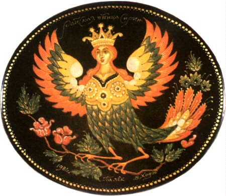 птица сирин талисман - Поиск в Google