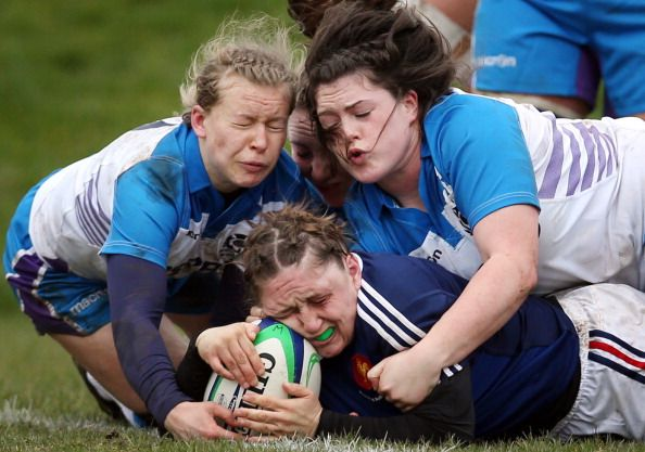 Here are the 2014 Women's Six Nations fixtures, but which rugby team lifted the trophy?