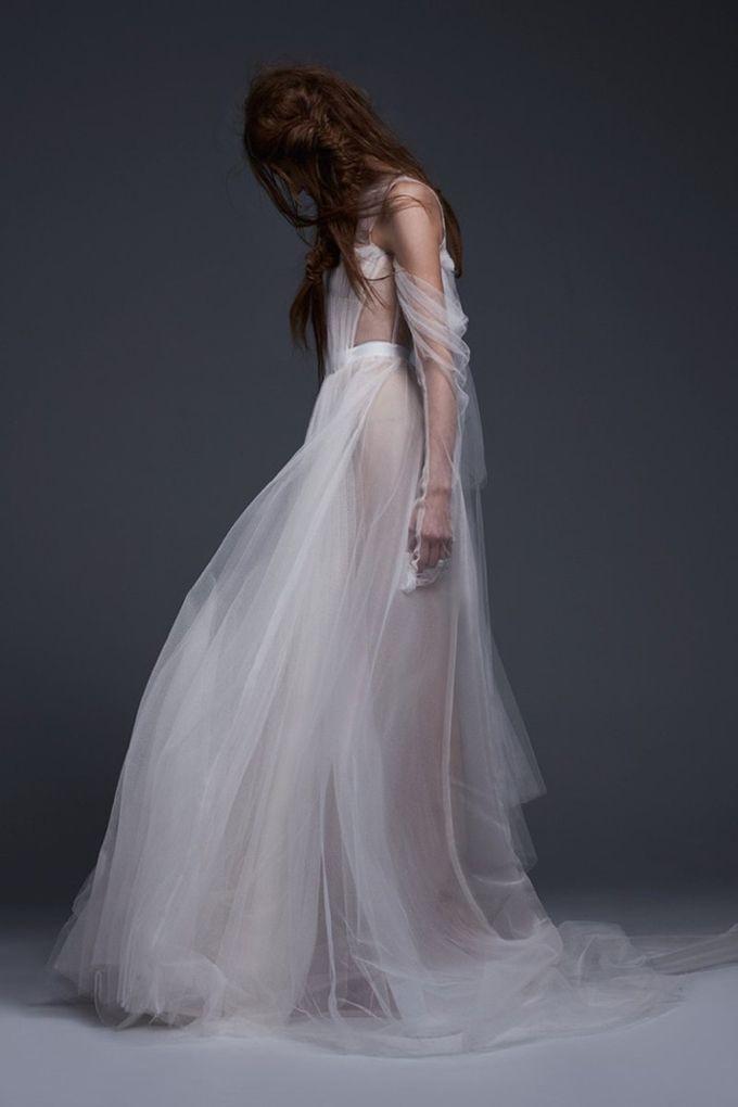 Рекламная кампания Vera Wang Bridal 2017 (Интернет-журнал ETODAY)
