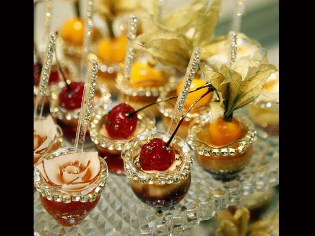 Doces de casamento: confira novidades em formatos e sabores